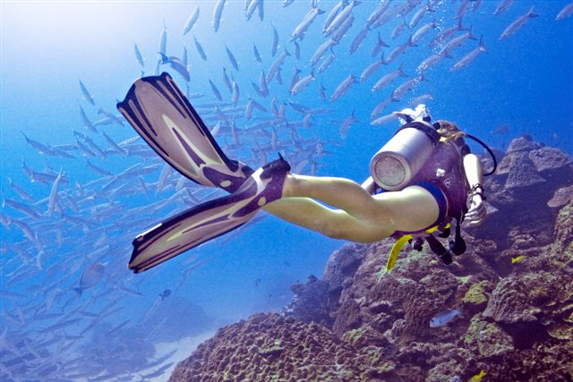Understanding dive tables is important for scuba diving