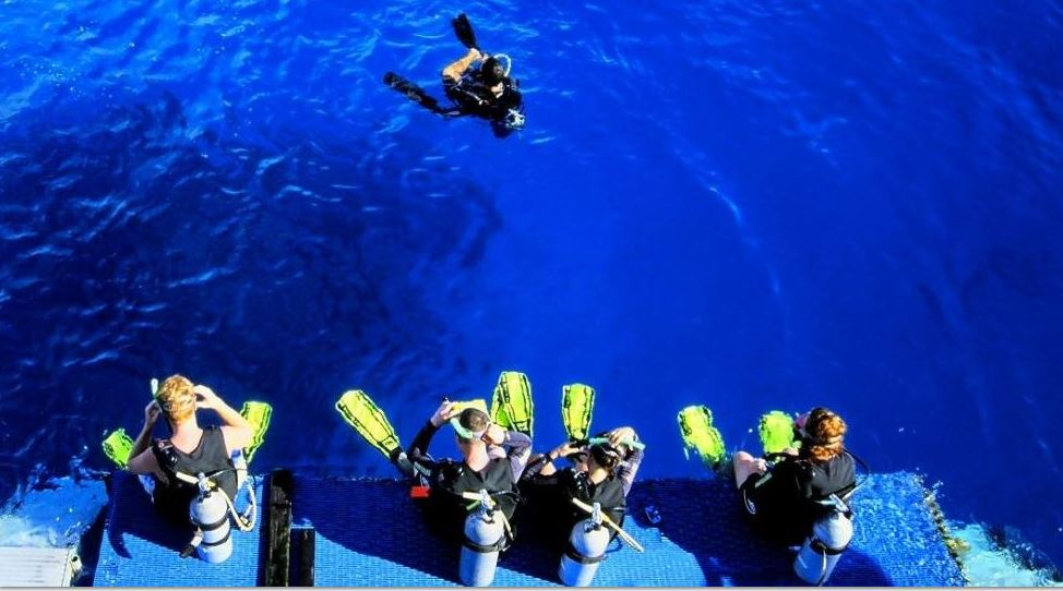 A Basic Guide To Learning Scuba Diving